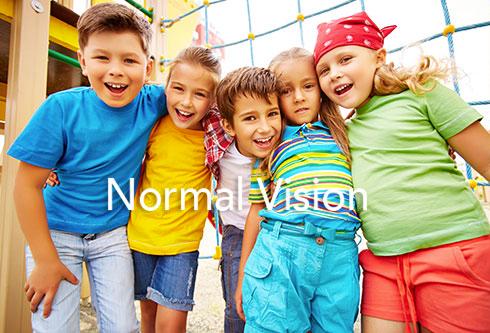Normal Vision